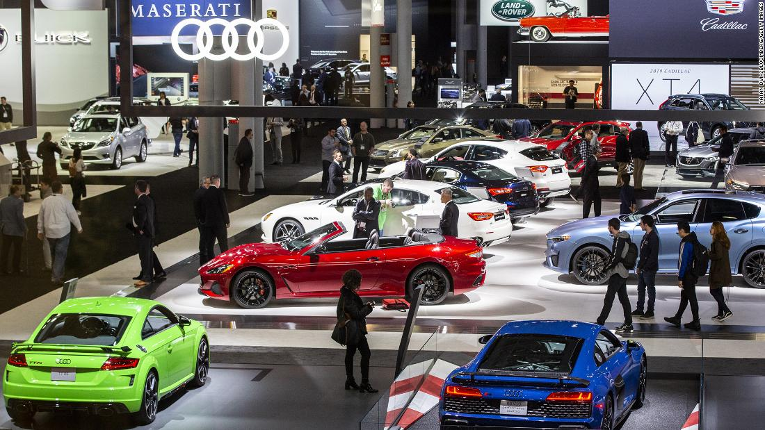 New York Auto Show canceled again due to Covid