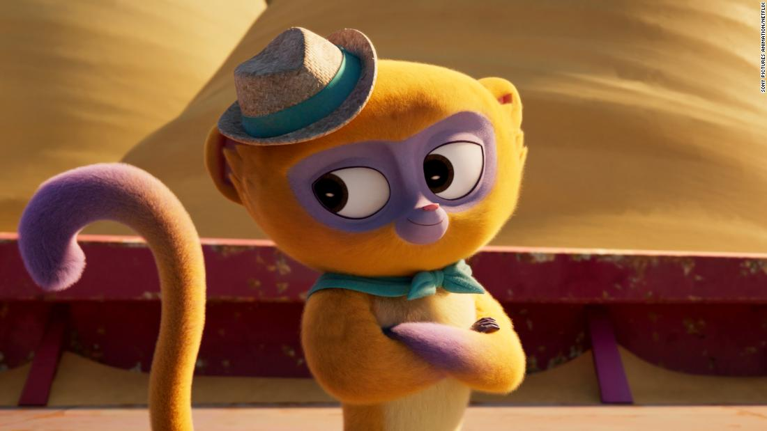 'Vivo' gets Lin-Manuel Miranda animated again in a sweet if slight adventure