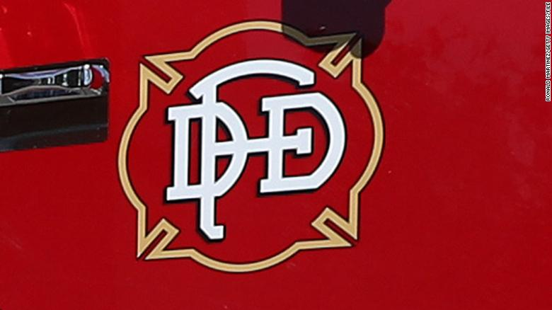 Dallas firefighter allegedly faked his family's Covid-19 diagnoses and took paid leave to go to a resort