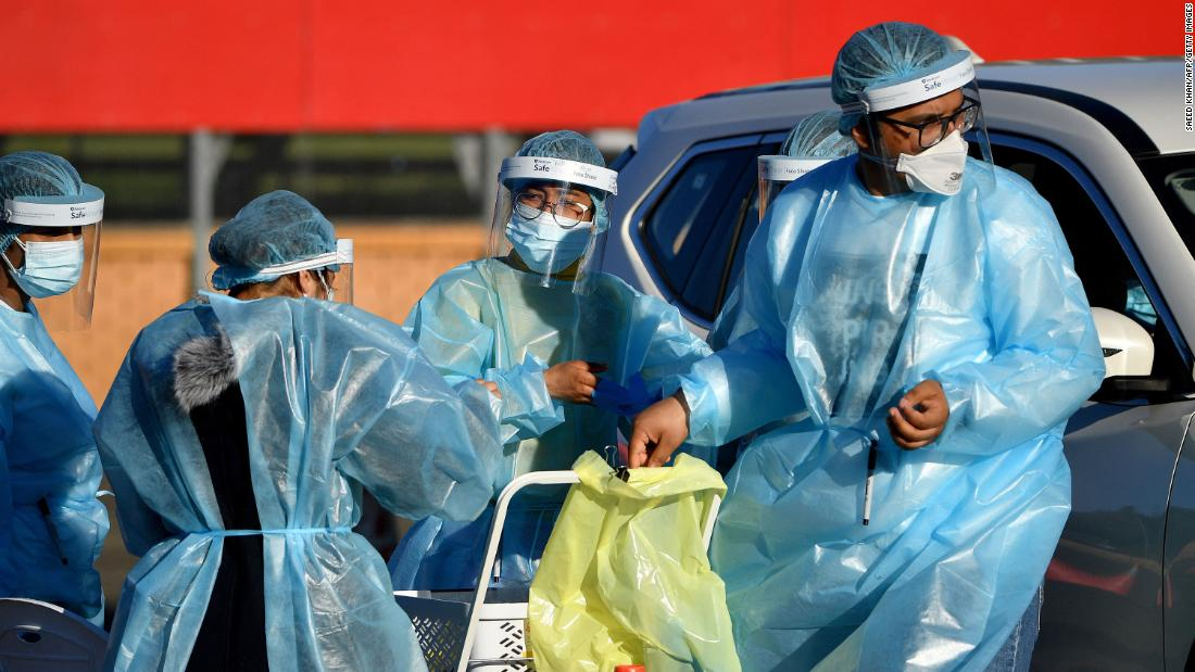 Sydney suffers worst pandemic day as Australian lockdowns extended