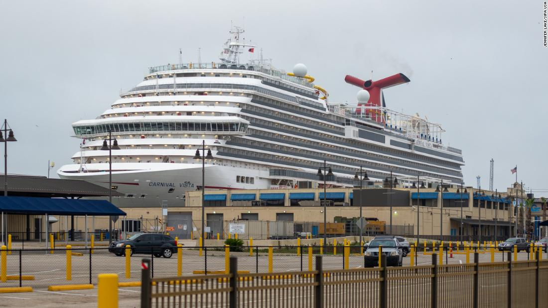 Carnival cruise ship reports Covid cases