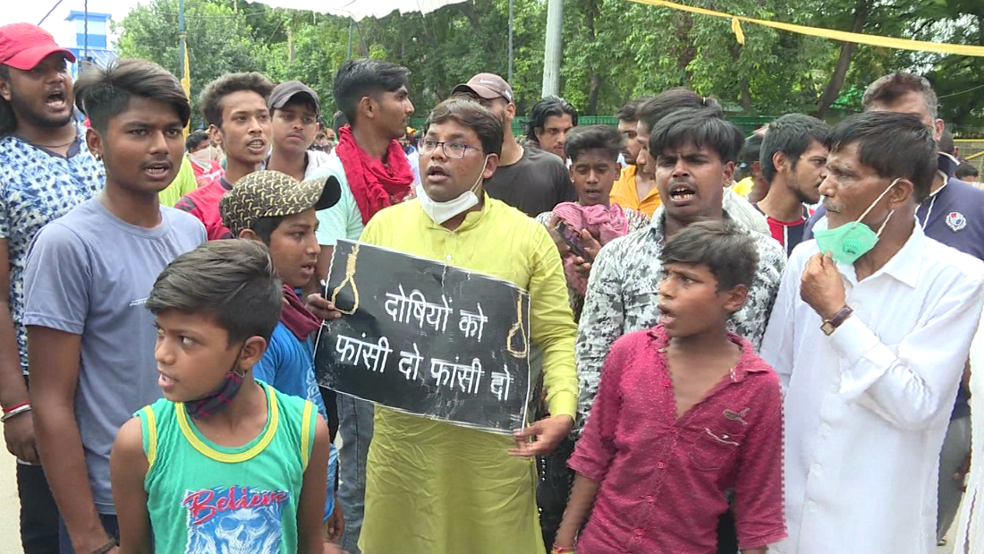 'Justice for India's daughter': Protests erupt over alleged rape and murder