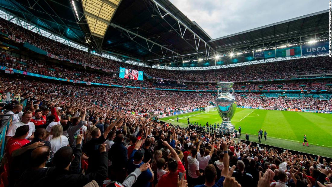 British police arrest 11 people in UK hate crime investigation following Euro 2020 final