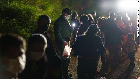 Biden's immigration plan runs into on-the-ground realities