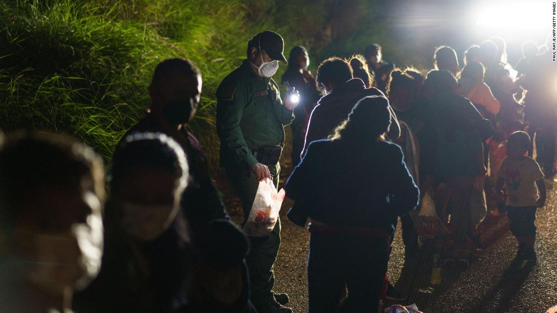 Fact-checking claims that migrants on the Southern border are to blame for Covid surge