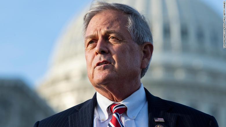 South Carolina Republican congressman tests positive for Covid-19