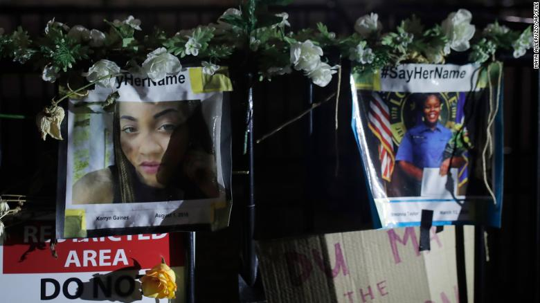 Baltimore County agrees to $3 million settlement with family, estate of Korryn Gaines
