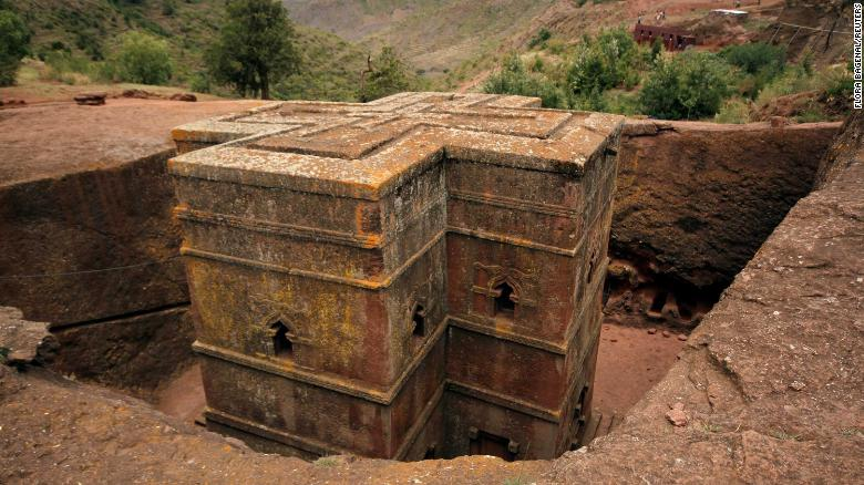 Tigrayan fighters reportedly seize control of UN World Heritage Site in Ethiopia