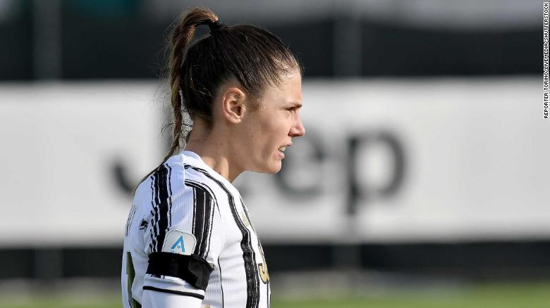 Juventus apologizes for racist post shared on women's team's Twitter feed