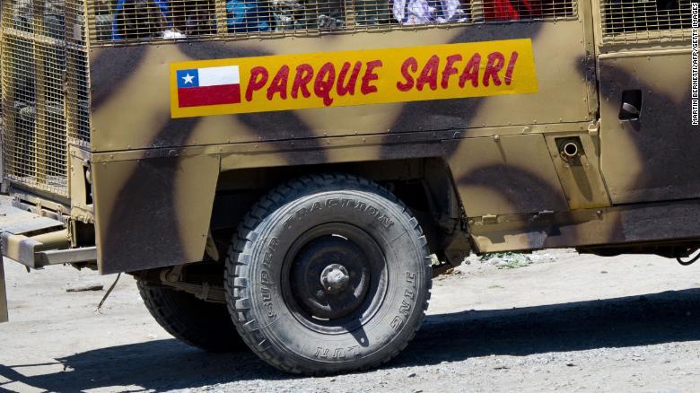 Tiger kills woman working at Chilean safari park