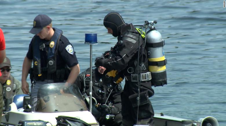 This woman has been missing since 1978... did divers just find her remains?