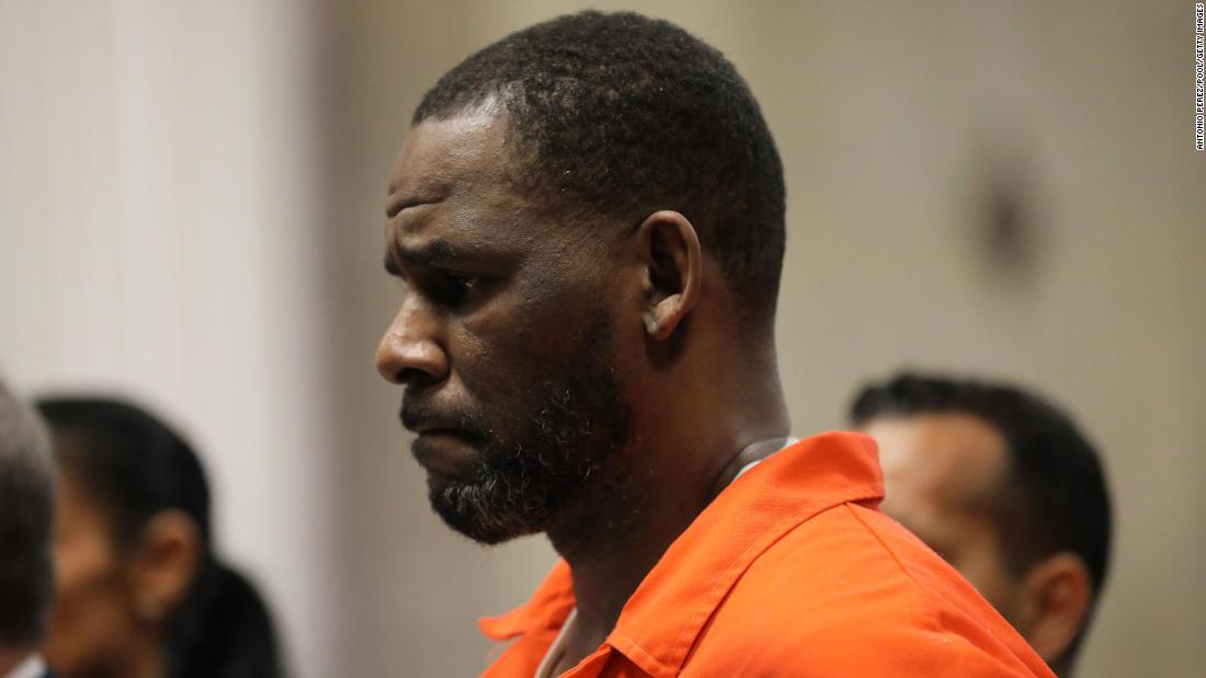 R. Kelly convicted of racketeering and sex trafficking