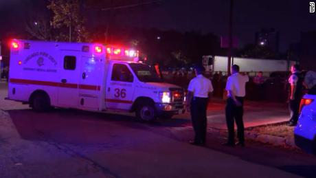 At least 2 killed, 11 wounded in three overnight shootings in Chicago