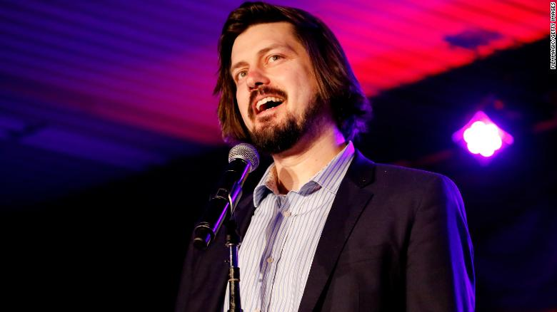 """<a href=""""https://www.cnn.com/2021/08/08/entertainment/trevor-moore-death/index.html"""" target=""""_blank"""">Trevor Moore,</a> comedian, actor, producer, and co-founder of the sketch comedy group The Whitest Kids U Know, died Friday, August 6, at the age of 41. Moore died """"in a tragic accident,"""" according to the statement."""