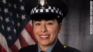 Police officer Ella French