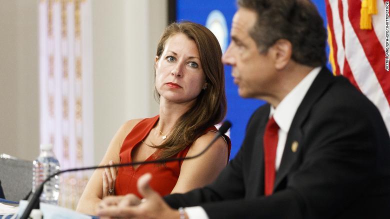 Top Cuomo Aide Melissa DeRosa Resigns as New York Governor Faces Impeachment