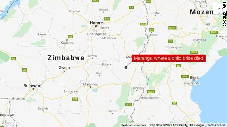 UN condemns Zimbabwe child marriages as girl dies after giving birth