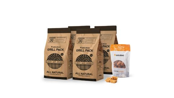 All-Natural Charcoal, 4-Pack