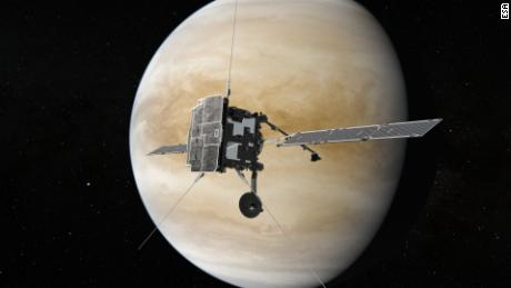 Solar Orbiter Venus flyby. From ESA: Solar Orbiter and BepiColombo are set to make space history with two Venus flybys just 33 hours apart on 9 and 10 August.