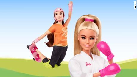 Los usuarios de las redes sociales se preguntan por qué Mattel no incluyó una muñeca asiática, dada la importancia de los atletas de la AAPI en la sede de los Juegos de Tokio.