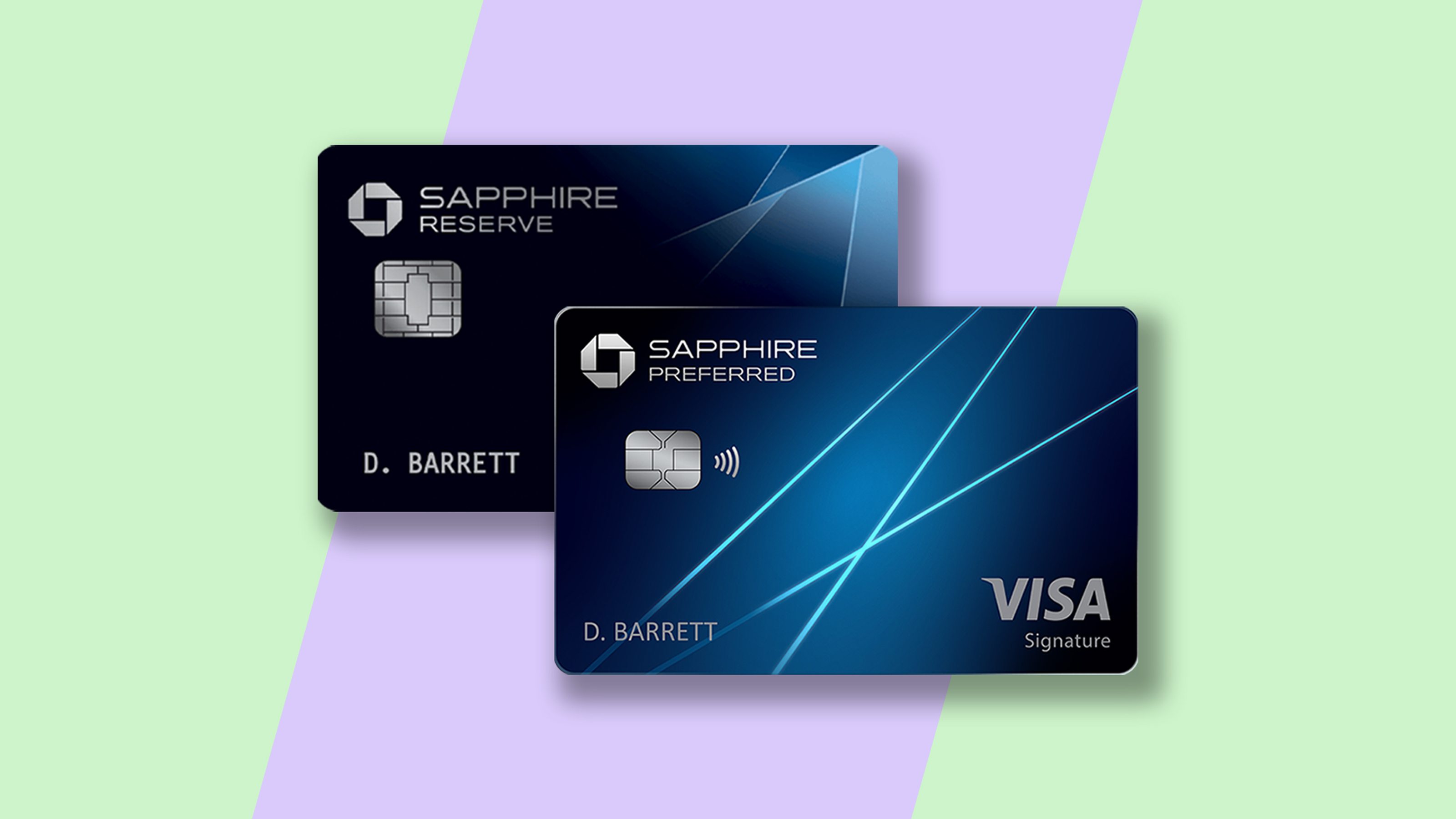 New Chase Sapphire Preferred and Reserve perks & bonus points