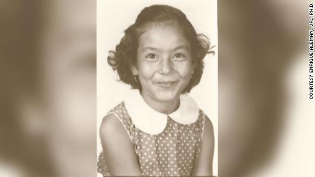 Lupe Alemán was a fourth generation Texan and was fluent in English when she and her sisters enrolled in first grade at a Driscoll, Texas, school.
