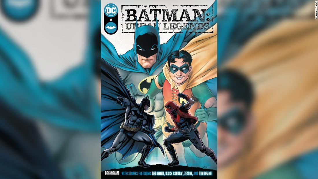 A new 'Batman' comic confirms that sidekick Robin is queer