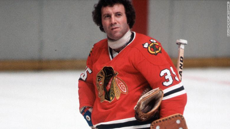 """Hall of Fame hockey player <a href=""""https://www.cnn.com/2021/08/10/us/nhl-tony-esposito-obit/index.html"""" target=""""_blank"""">Tony Esposito</a> passed away August 10 after a battle with pancreatic cancer, according to a statement from the Chicago Blackhawks. He was 78. Esposito was a six-time NHL All-Star, including five straight seasons between 1970 and 1974. He won the Vezina Trophy winner as the top goaltender in the league three times -- 1970, 1972, 1974 -- and was named the NHL's top rookie in 1970."""