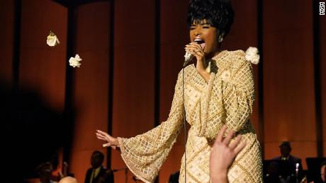 Jennifer Hudson thinks she knows why Aretha Franklin chose her for 'Respect'