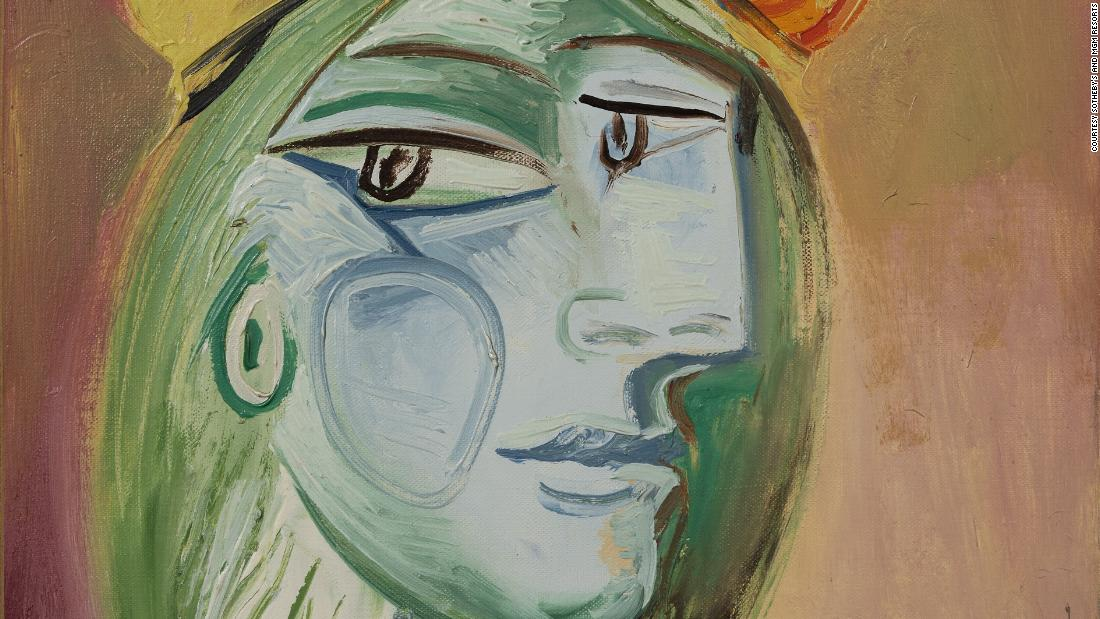 Picasso's works sell for nearly $110 million in Las Vegas auction