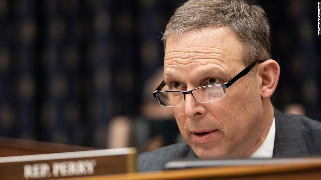 Pennsylvania congressman aided Trump effort to flip Justice Department on Big Lie