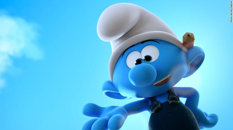 The first trailer for 'The Smurfs' reboot is super smurfy
