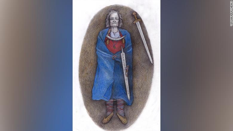 The inhabitant of a medieval grave in Finland may have been nonbinary, a new study finds