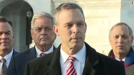 Rep. Scott Perry is one of three people Senate Democrats singled out for further scrutiny by the House Select Committee investigating January 6.