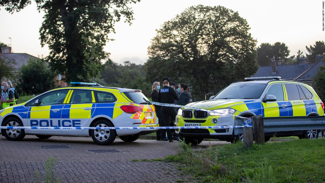 Police confirm a 'number of fatalities' in 'serious firearms incident' in southwest England