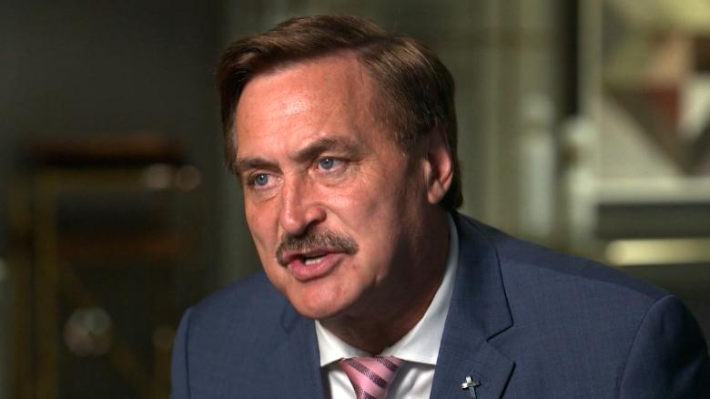 Mike Lindell alleged widespread voter fraud in Alabama. The GOP secretary of state says he's dead wrong.