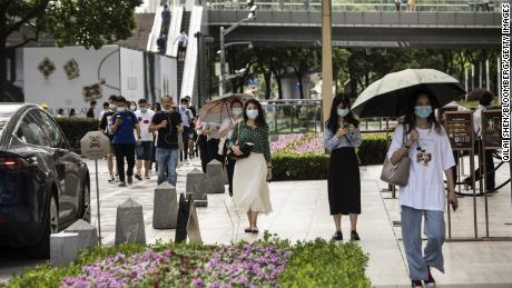 China issues new guidelines for face mask wearing amid Delta outbreak