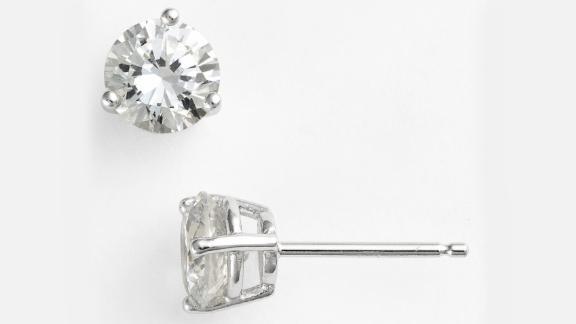 Nordstrom 2-Carat Cubic Zirconia Earrings