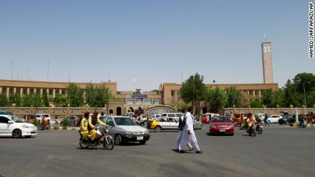 'Still people are having fear.' What life is like in some of the cities captured by the Taliban