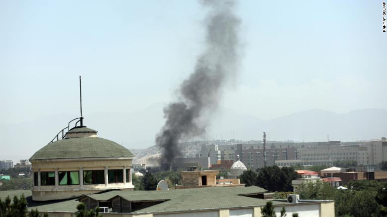 Chaos is unfolding in Afghanistan. Here's what you need to know.
