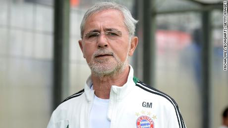 After retiring, Müller remained with Bayern for a long time as a youth coach, according to the Bundesliga club.