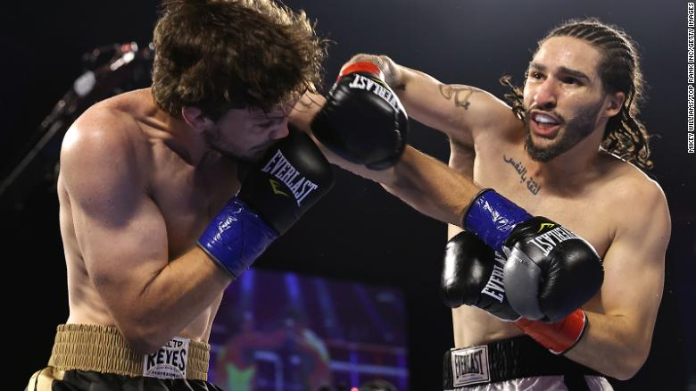 Muhammad Ali's grandson marks professional boxing debut with a victory