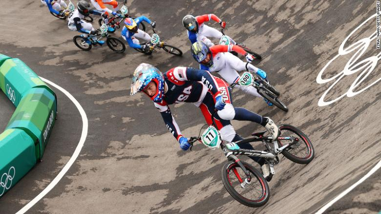 Connor Fields says he suffered brain shearing and bleeding after BMX crash