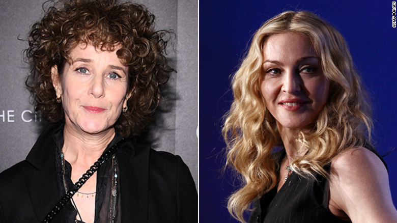 Debra Winger quit 'A League of Their Own' because of Madonna