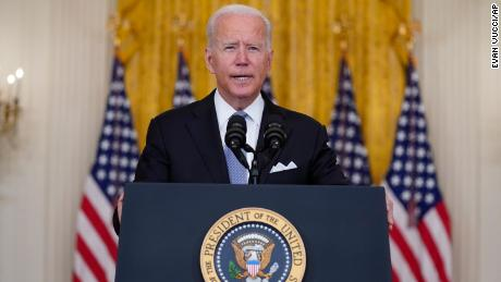 Biden admits Afghanistan's collapse 'did unfold more quickly than we had anticipated'
