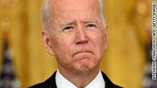Biden administration embroiled in internal blame-shifting amid Afghanistan chaos