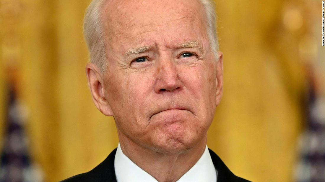 Washington (CNN)Factions within the Biden administration are embroiled in a blame game over why the US government didn't act sooner to withdraw Americ