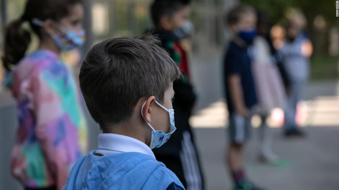 Some children's hospitals see another surge in rare Covid-19 complication MIS-C