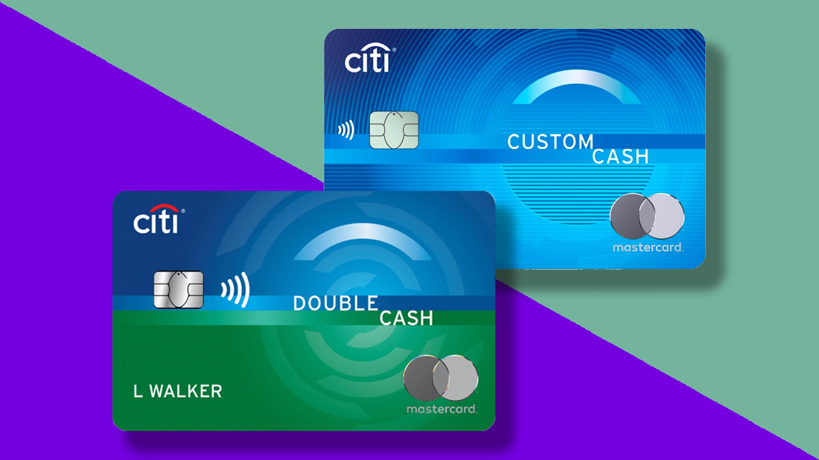 Citi Double Cash vs. Citi Custom Cash credit card CNN Underscored