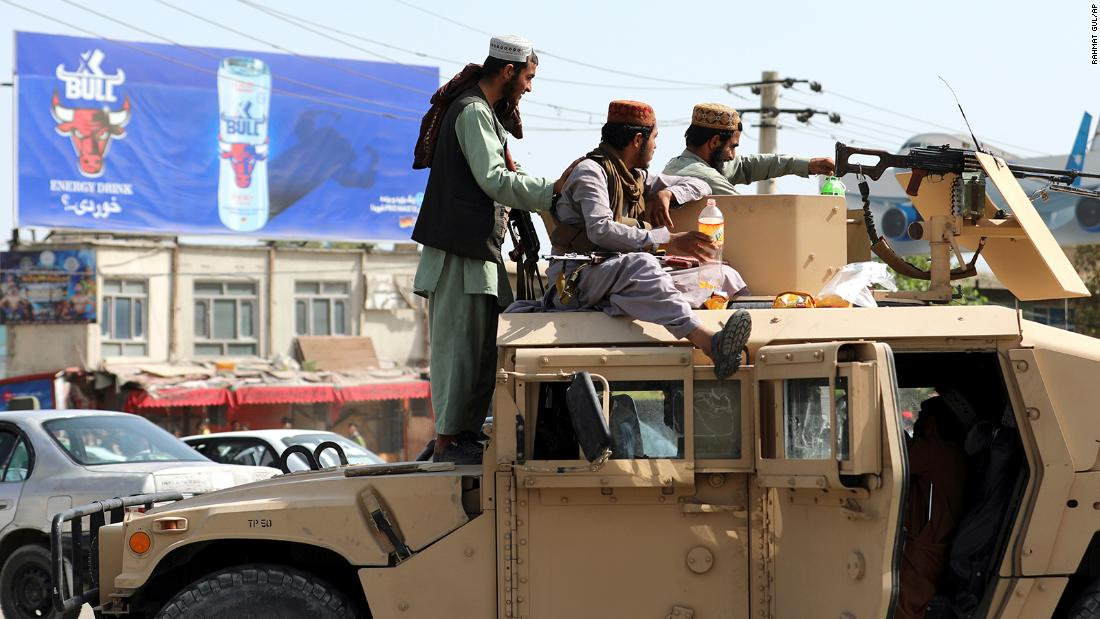 New Delhi (CNN Business)It's been two days since Kabul fell to the Taliban and social media giants are scrambling to figure out how to deal with the t